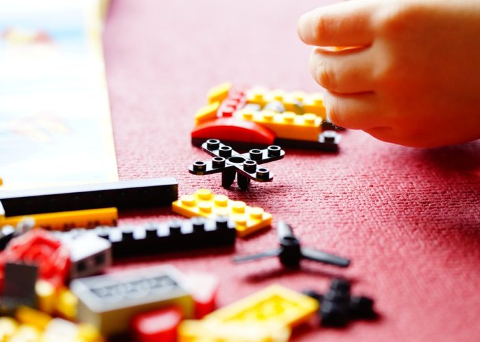 LEGO and mindfulness