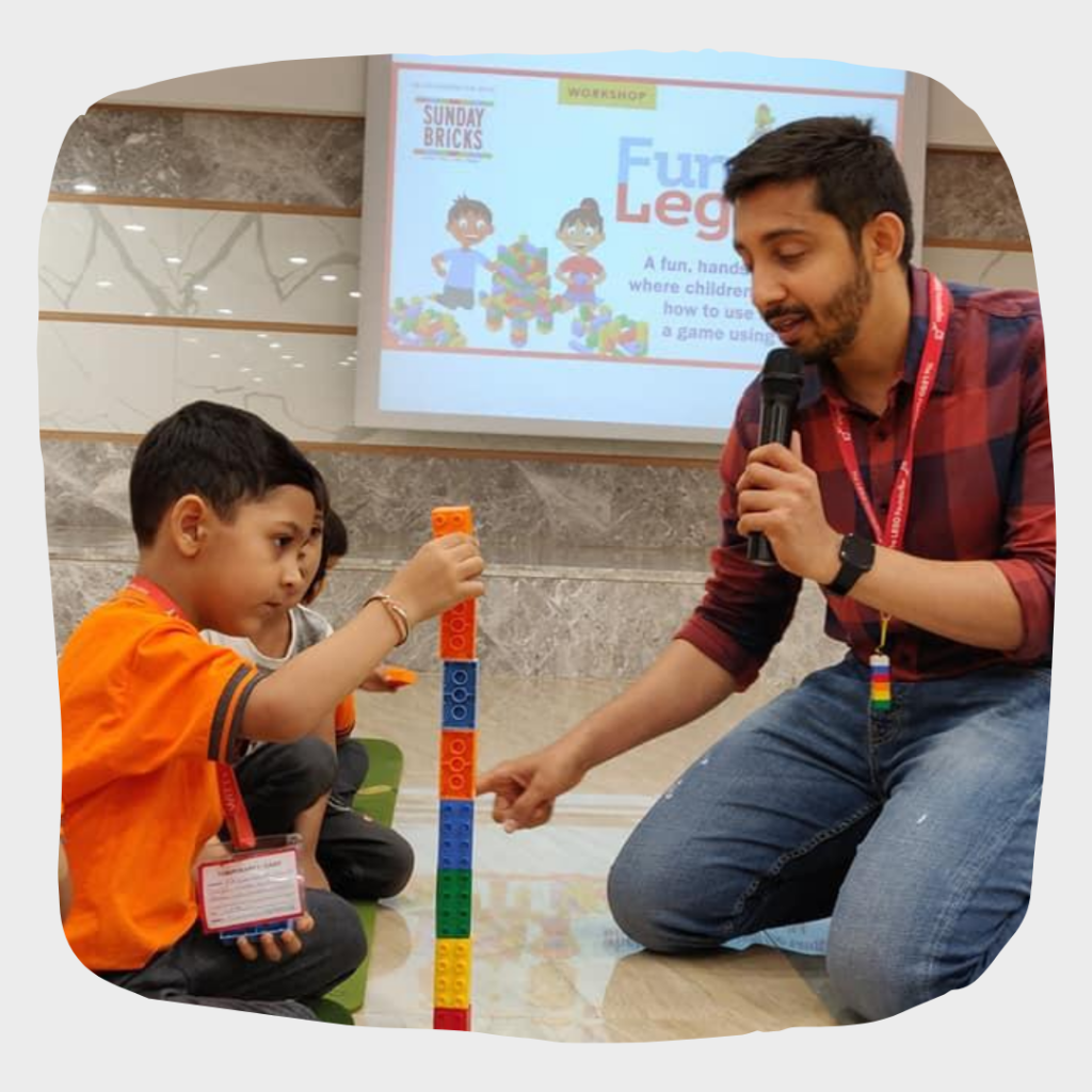 LEGO Club in Ahmedabad - after school program